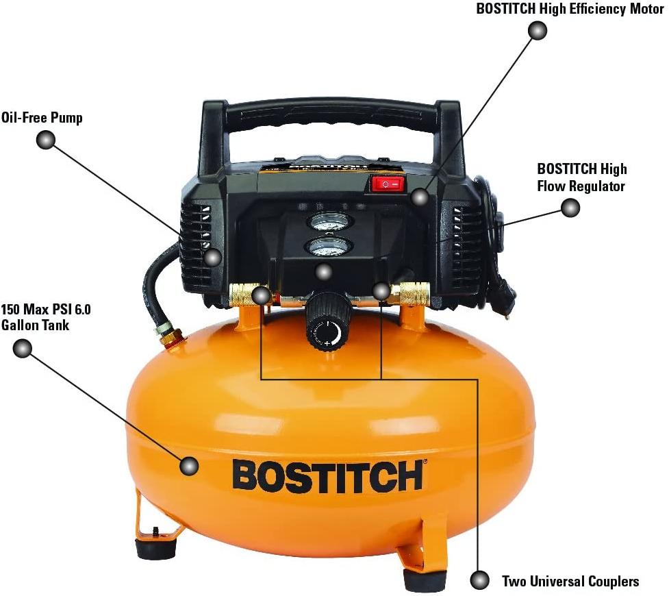 Bostitch Air Compressor Reviews