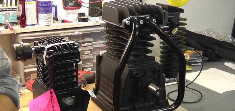 Air Compressor Vs Air Pump
