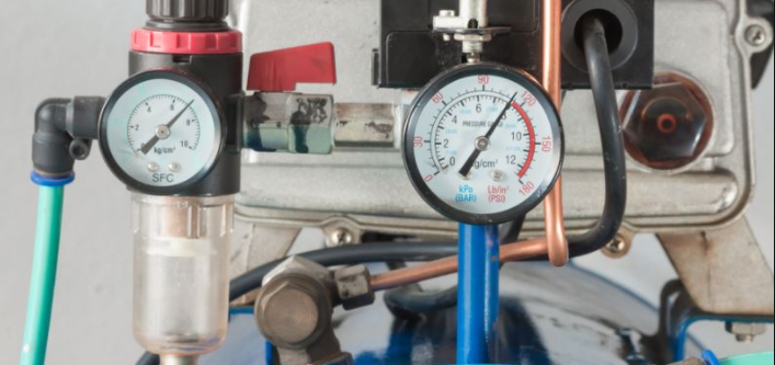 How to turn off air compressor