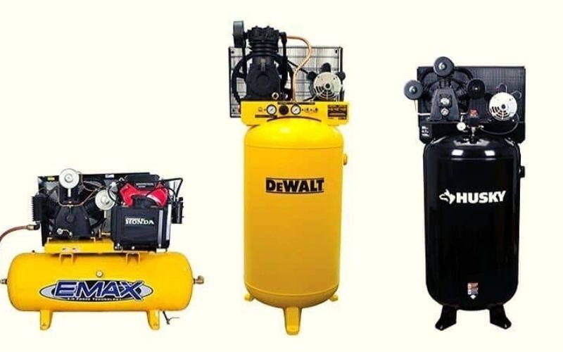 80-Gallon Air Compressor