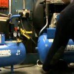 How often should you drain air compressor